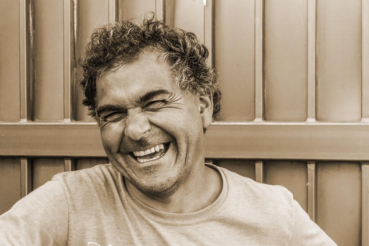 Смех избавит от боли и не только…