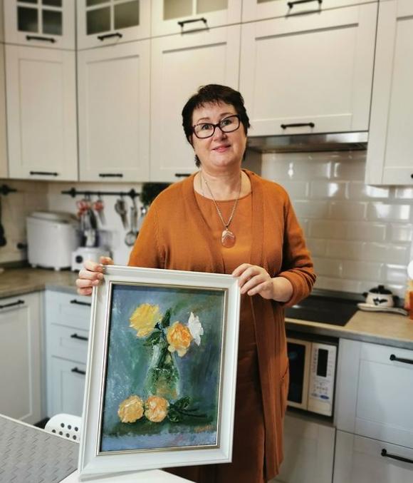 Мои герои — Анна Погорелова. Паркинсон помогает мне творить…